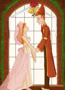 http://h-maz.deviantart.com/art/A-Merry-Weasley-Wedding-191387490
