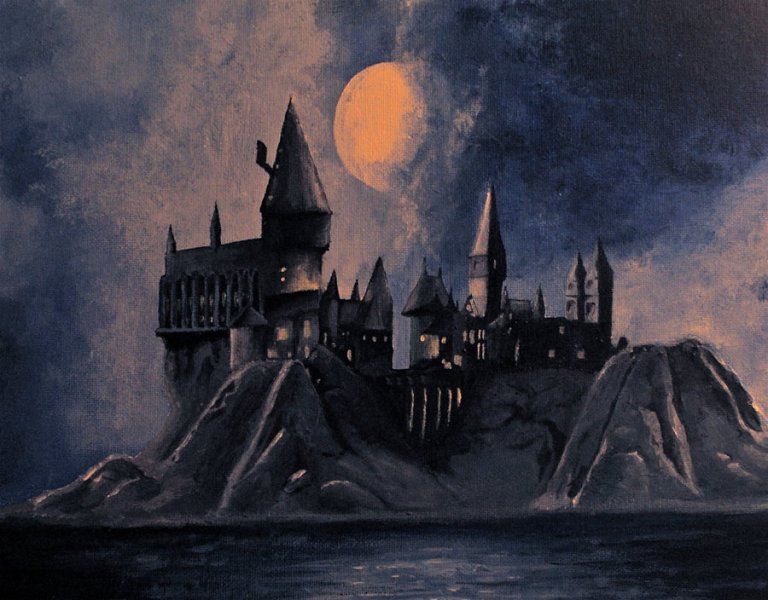 hogwarts_castle_by_maroin